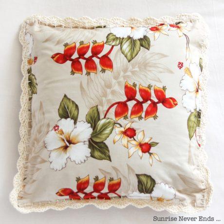 1-Hibiscus Blanc Ecru