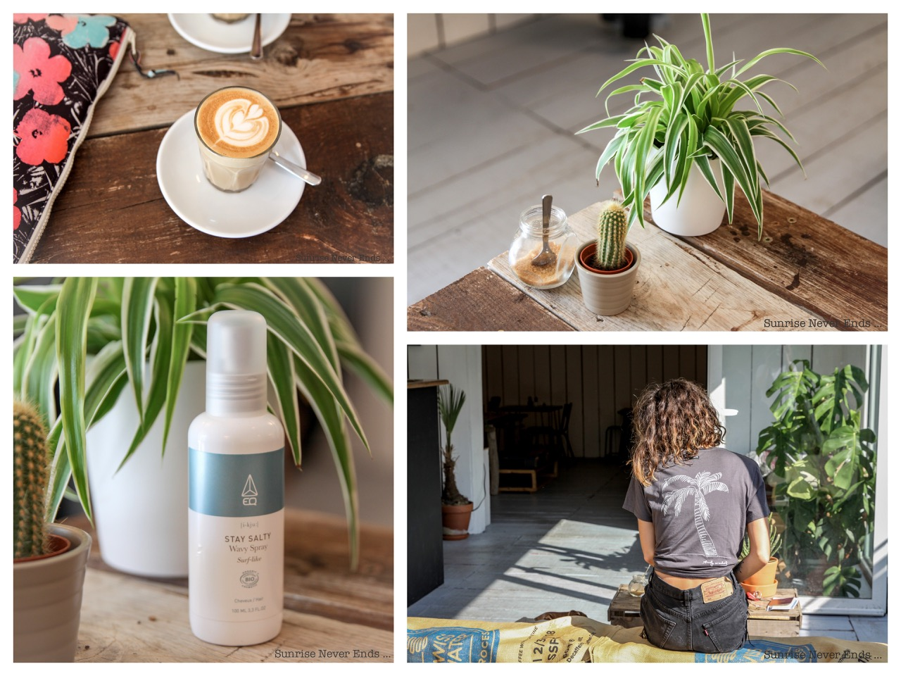 billabong women europe,warholsurf,andy warhol,waxed coffee,hossegor,eq,get salty,spray cheveux,produit de beauté,ines,mode