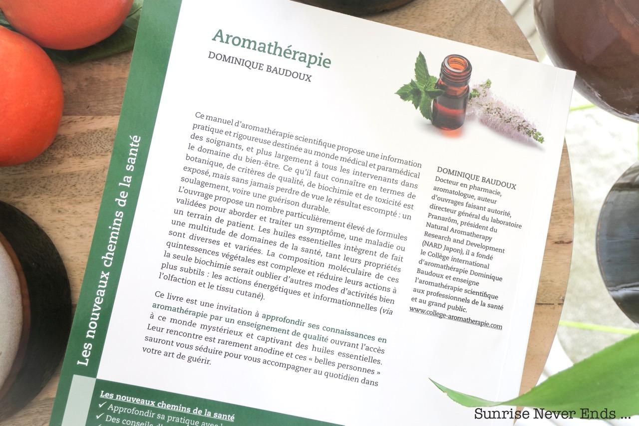 aromathérapie,huiles essentielles,livre,dunod,éditions dunod,dominique baudoux,docteur,médecine alternative,bien-être,wellness,santé,health