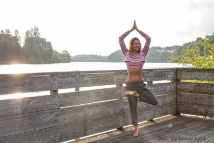 morning bliss,yoga,seignosse,seignosse tourisme,étang noir,healthy lifestyle,emma champion,emma yoga,feelseignosse