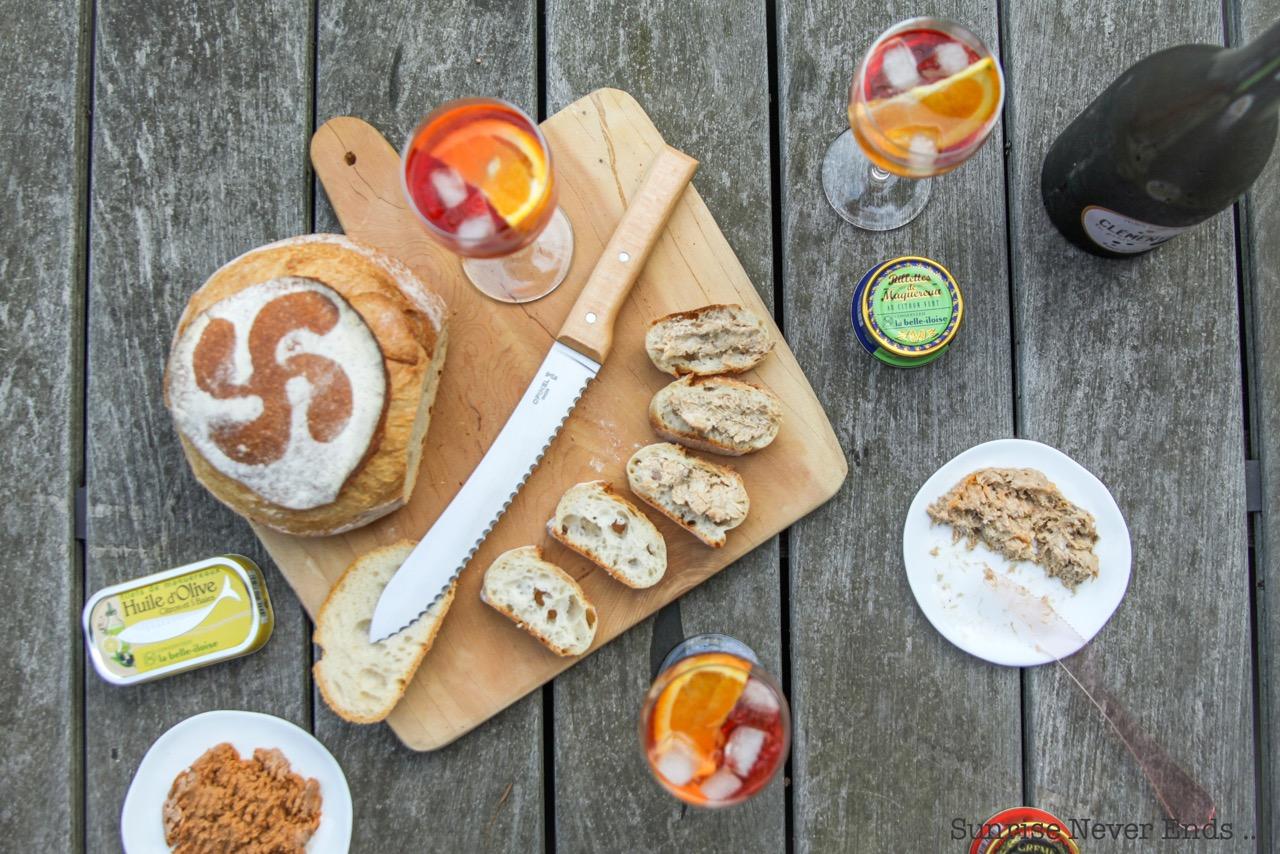 apéro,apéro,spritz,clémentine provence,vin pétillant,vin blanc pétillant,provence,la belle îloise,conserves,sardine,maquereau,food,beverage,picnic