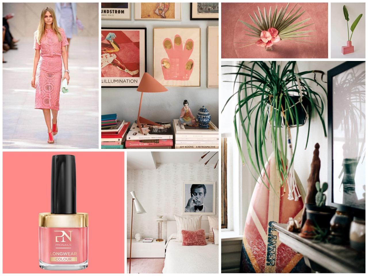 pronails,vernis,nude,rose,décoration,inspiration,beauté,vernis à ongles