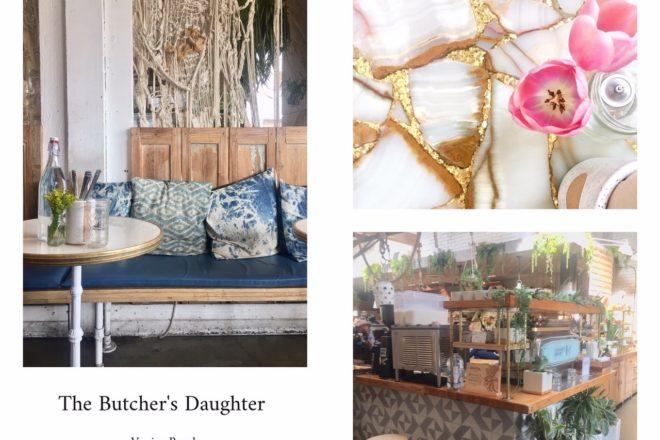 good spots,califronie,venice beach,travel,voyage,cartes postales,café gratitude,the butcher's daughter,aliceetfantometteencalifornie,aliceetfantomette