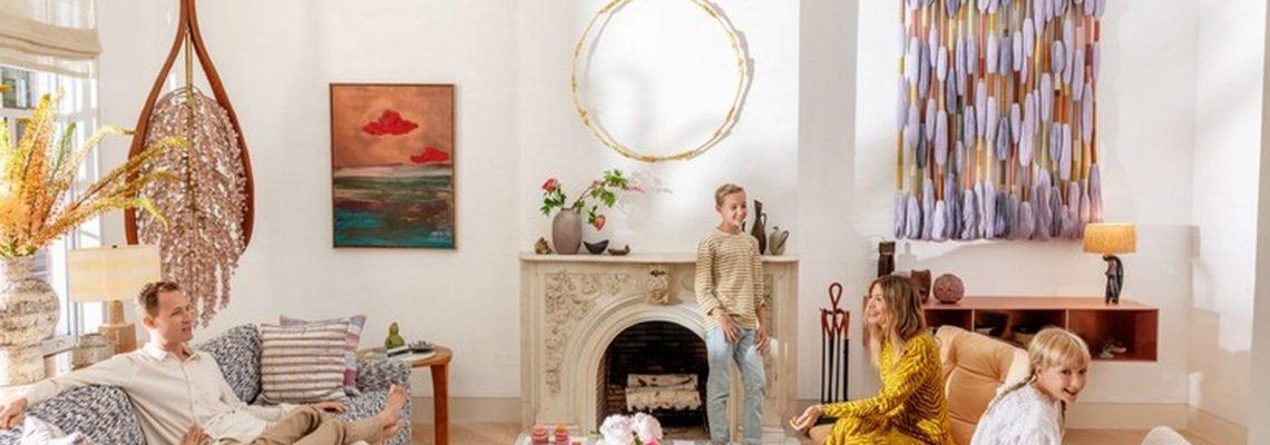 ulla johson,new-yore,brooklyn,maison,décoration,déco,fashion designer,créatrice,boho style