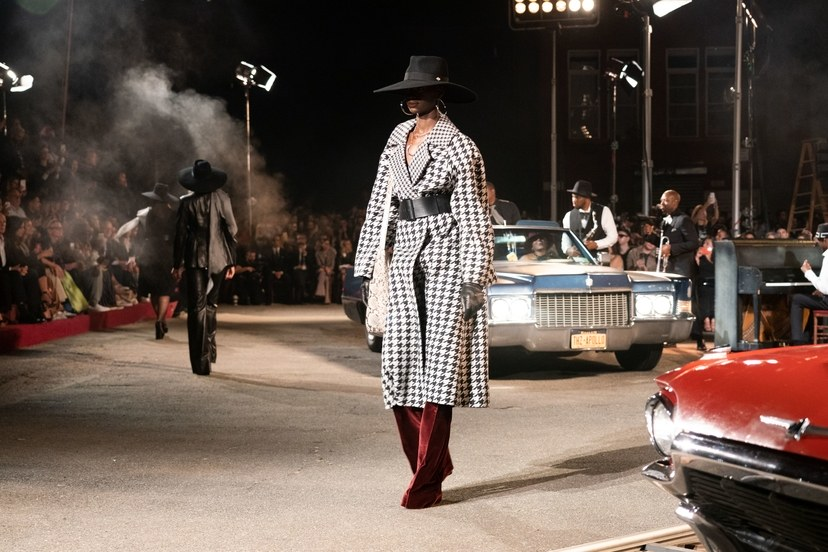 tommy hilfiger,fashion week,nyfw,fall winter,fw19,fashion show,fashion,harlem