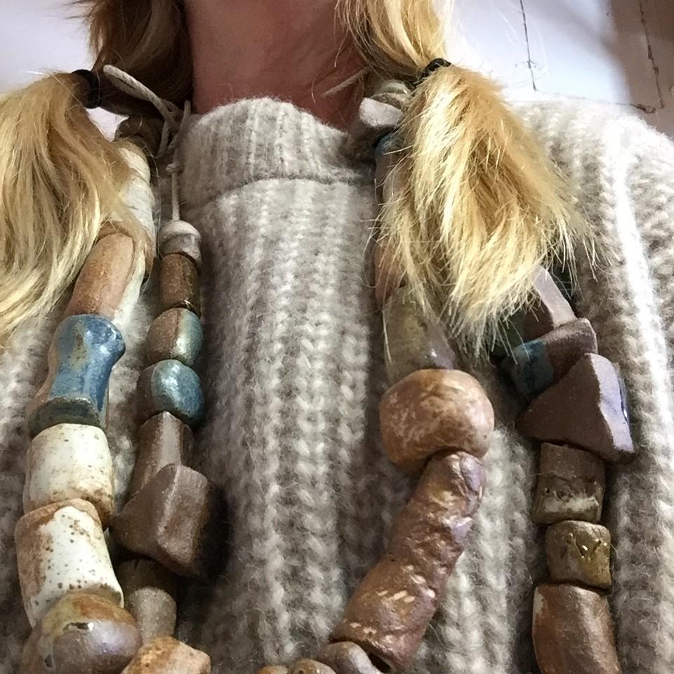 alison andersson,poterie,ojai,californie