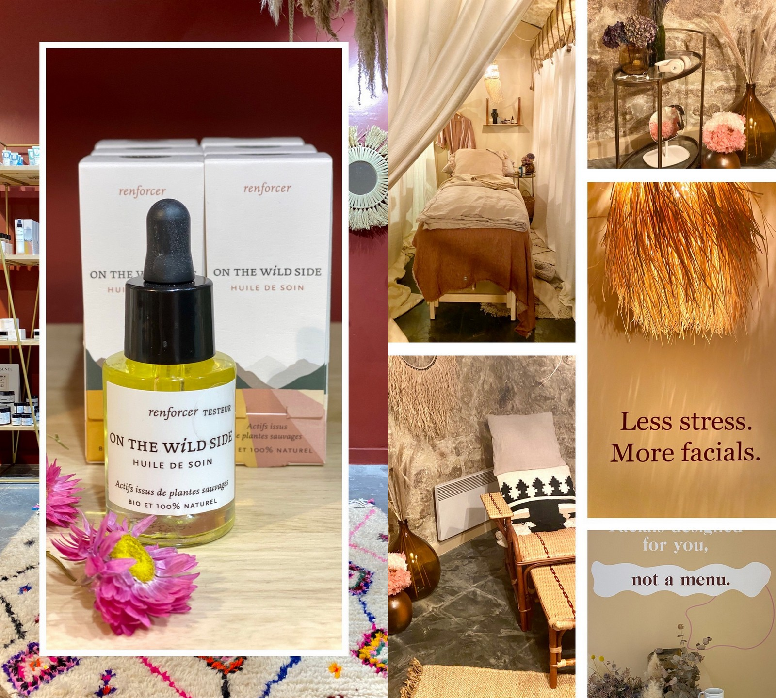 oceopin,on the wild side,rose cartel,paris,institut de beauté,wellness,beauté,beauty,alaena,holissence