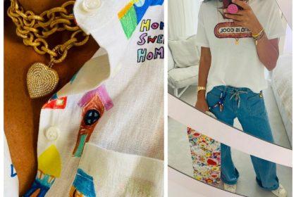 mira mitaki,styliste,prêt-à-porter,collection femme,takashi murakami,colette,art basel miami,rainbow,colors,summer,lifestyle,roxane assoulin