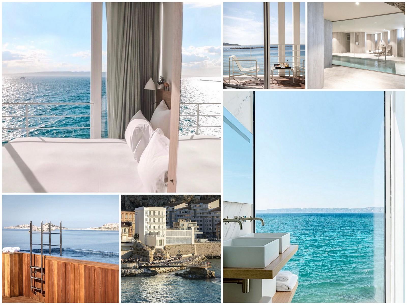 les bords de mer,marseille,hôtel,restaurant,spa,rooftop,domaines de fontenille,travel guide,city guide