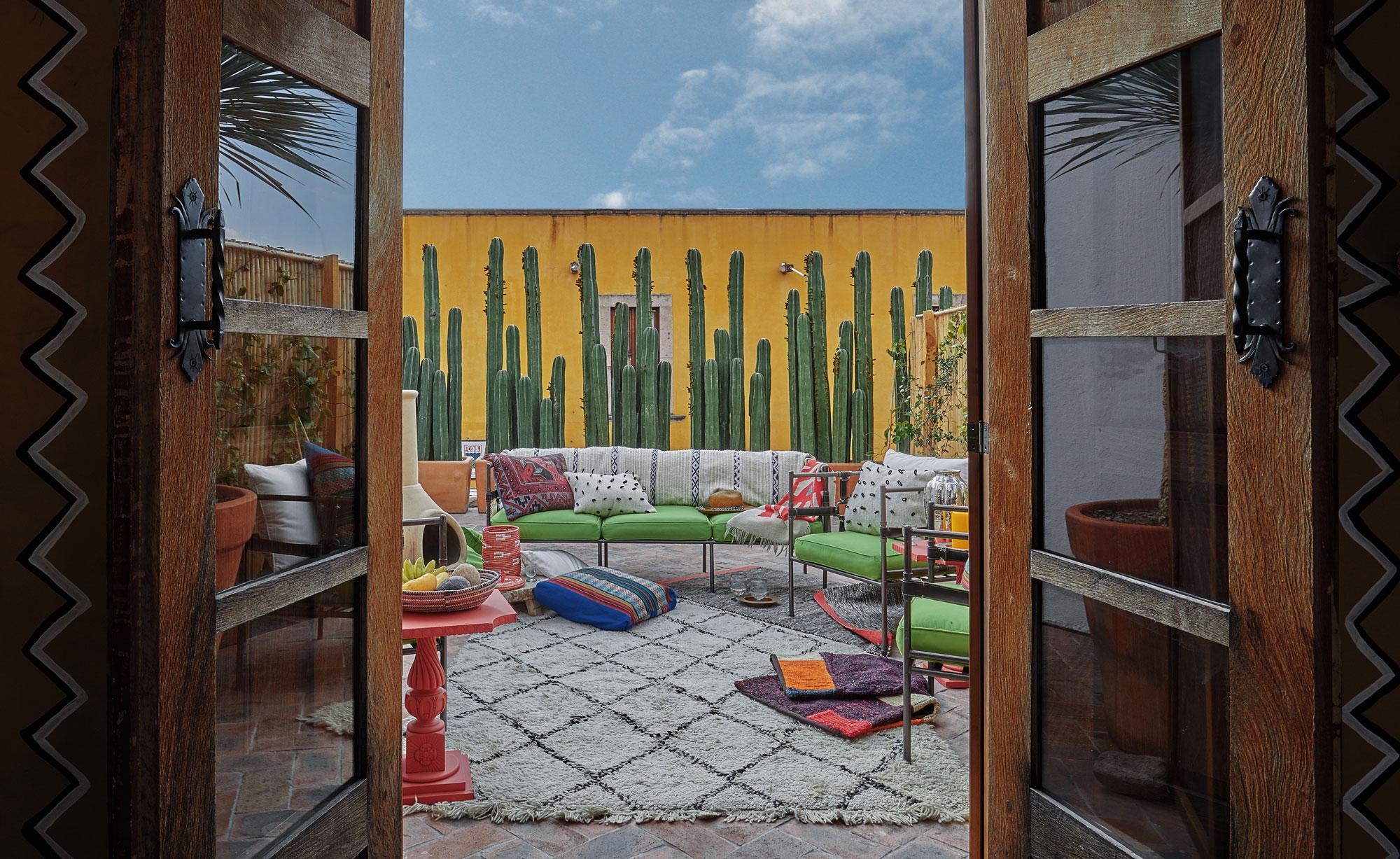 meson Hidalgo,hotel,maison d'hôtes,mexique,travel,voyage,amérique du sud, San Miguel de Allende