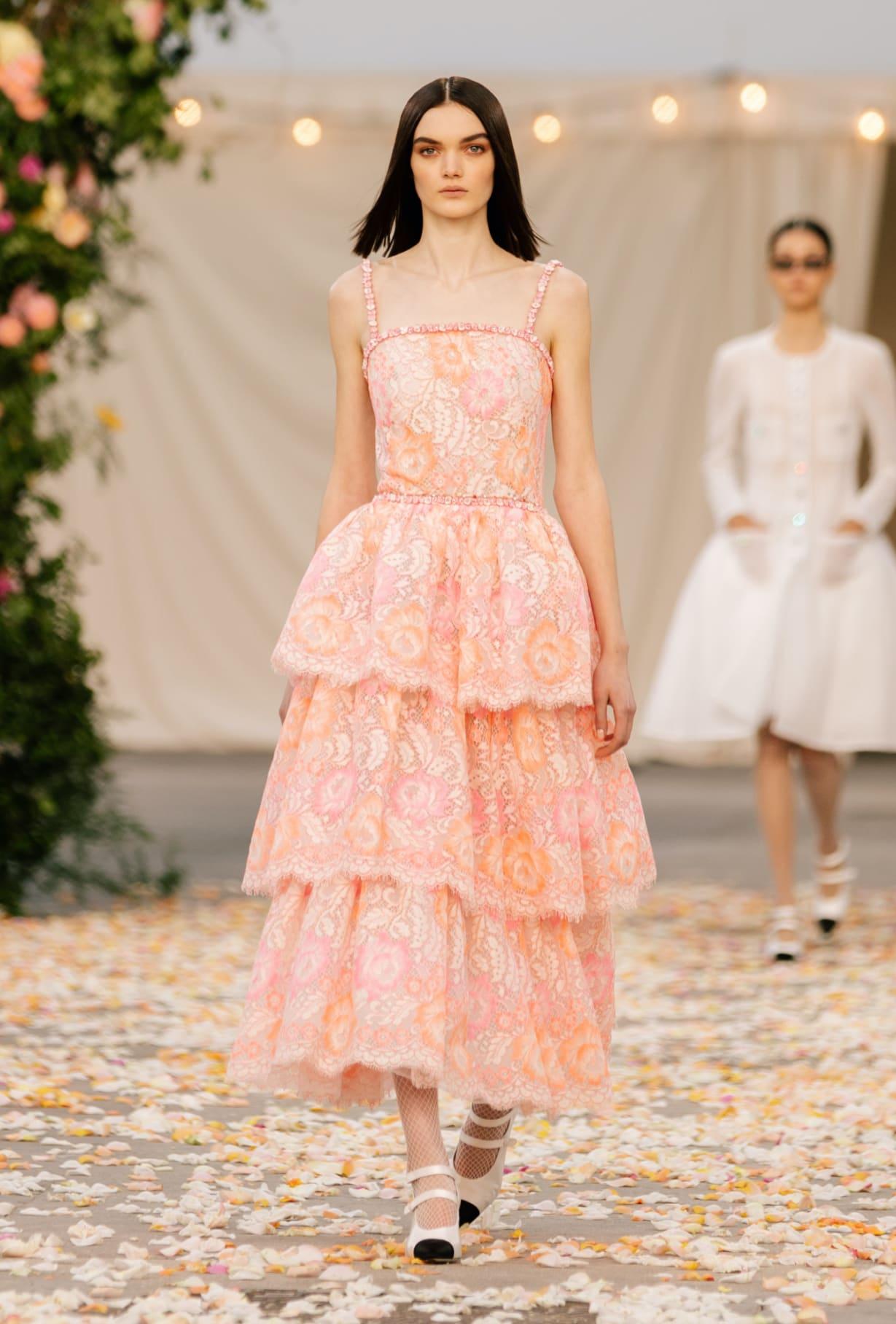 chanel,haute couture,SS21,paris,anton corbijn,mode,fashion show,défilé,grand palais