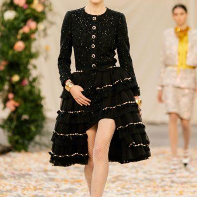 Le romantisme de Chanel par Anton Corbijn ...