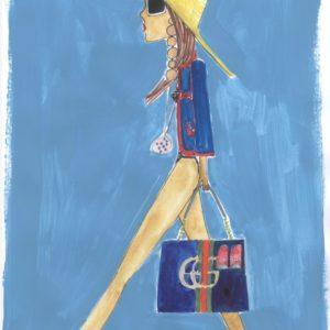irma,irmasworld,llustration,peinture,dessin,illustratrice,jasmin khezri,allemagne,jetset,jetset girl